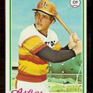 HOUSTON ASTROS TERRY PUHL 1978 TOPPS # 553 EM/NM