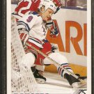 NEW YORK RANGERS ADAM GRAVES 1991 UPPER DECK # 574