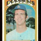 LOS ANGELES DODGERS BILL SINGER 1972 TOPPS # 25 EX