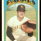 SAN DIEGO PADRES BOB BARTON 1972 TOPPS # 39 EX