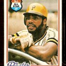PITTSBURGH PIRATES DAVE PARKER 1978 TOPPS # 560 VG+