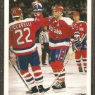 WASHINGTON CAPITALS TODD KRYGIER 1991 UPPER DECK # 582