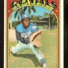 KANSAS CITY ROYALS BOB OLIVER 1972 TOPPS # 57 EX