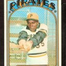 PITTSBURGH PIRATES MANNY SANGUILLEN 1972 TOPPS # 60 VG