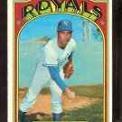 KANSAS CITY ROYALS JIM YORK 1972 TOPPS # 68 VG/EX