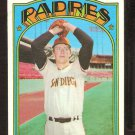 SAN DIEGO PADRES STEVE ARLIN 1972 TOPPS # 78 EX
