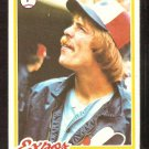 MONTREAL EXPOS WILL McENANEY 1978 TOPPS # 603 EX