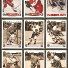 ST LOUIS BLUES GINO & PAUL CAVALLINI 1991 UPPER DECK BLOODLINES # 646