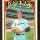 ATLANTA BRAVES TOM KELLEY 1972 TOPPS # 97 EX