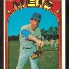 NEW YORK METS GARY GENTRY 1972 TOPPS # 105 EX/EM
