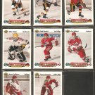 TEAM CANADA TURNER STEVENSON 1991 UPPER DECK  # 691