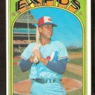 MONTREAL EXPOS RON HUNT 1972 TOPPS # 110 NR MT