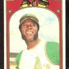 OAKLAND ATHLETICS JIM GRANT 1972 TOPPS # 111