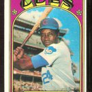 CHICAGO CUBS CLEO JAMES 1972 TOPPS # 117 VG/EX