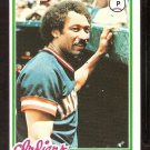 CLEVELAND INDIANS JIM BIBBY 1978 TOPPS # 636 NM SOC