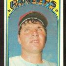 TEXAS RANGERS LARRY BIITTNER 1972 TOPPS # 122 VG/EX