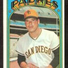 SAN DIEGO PADRES ED ACOSTA 1972 TOPPS # 123 VG