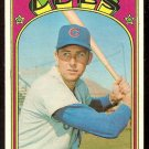 CHICAGO CUBS DON KESSINGER 1972 TOPPS # 145 VG/EX
