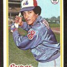 MONTREAL EXPOS PEPE FRIAS 1978 TOPPS # 654 VG/EX