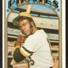 PITTSBURGH PIRATES GENE CLINES 1972 TOPPS # 152 VG/EX