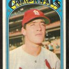 ST LOUIS CARDINALS TED SIMMONS 1972 TOPPS # 154 VG/EX