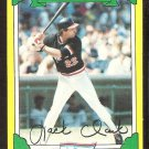 SAN FRANCISCO GIANTS JACK CLARK 1982 DRAKES BIG HITTERS # 8 NM
