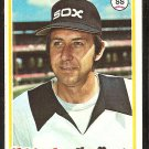 CHICAGO WHITE SOX DON KESSINGER 1978 TOPPS # 672 VG