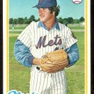 NEW YORK METS BOB MYRICK 1978 TOPPS # 676 EX/EM