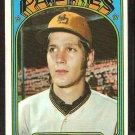 SAN DIEGO PADRES CLAY KIRBY 1972 TOPPS # 173 EX/EM