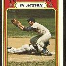 NEW YORK METS ED KRANEPOOL IN ACTION 1972 TOPPS # 182 VG