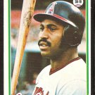 CALIFORNIA ANGELS RON JACKSON 1978 TOPPS # 718 EX