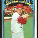 ST LOUIS CARDINALS DAL MAXVILL 1972 TOPPS # 206 VG+