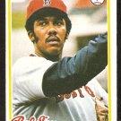 BOSTON RED SOX FERGIE JENKINS 1978 TOPPS # 720 EM/NM