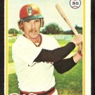 BOSTON RED SOX STEVE DILLARD 1978 TOPPS # 597 EX/EM
