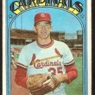 ST LOUIS CARDINALS FRANK LINZY 1972 TOPPS # 243 good