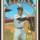 MINNESOTA TWINS STEVE BRAUN 1972 TOPPS # 244 EX/EM