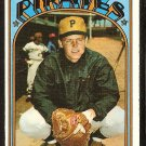 PITTSBURGH PIRATES MILT MAY 1972 TOPPS # 247 VG/EX