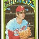 CHICAGO WHITE SOX TOM BRADLEY 1972 TOPPS # 248 EX/EM