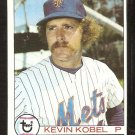 NEW YORK METS KEVIN KOBEL 1979 TOPPS # 21 EX