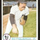 NEW YORK YANKEES ED FIGUEROA 1979 TOPPS # 35 NM