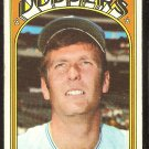 LOS ANGELES DODGERS TOMMY JOHN 1972 TOPPS # 264 VG