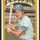 LOS ANGELES DODGERS WES PARKER 1972 TOPPS # 265 VG