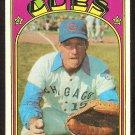 CHICAGO CUBS KEN RUDOLPH 1972 TOPPS # 271 VG/EX