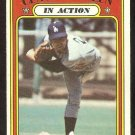 LOS ANGELES DODGERS CLAUDE OSTEEN IN ACTION 1972 TOPPS # 298 VG/EX