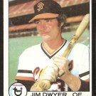 SAN FRANCISCO GIANTS JIM DWYER 1979 TOPPS # 236 EX/NM