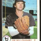 CHICAGO WHITE SOX JIM WILLOUGHBY 1979 TOPPS # 266 NM OC
