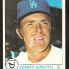 LOS ANGELES DODGERS JERRY GROTE 1979 TOPPS # 279 VG