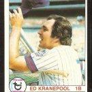 NEW YORK METS ED KRANEPOOL 1979 TOPPS # 505 NM SOC