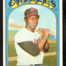 BALTIMORE ORIOLES DON BUFORD 1972 TOPPS # 370 EX