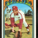 PHILADELPHIA PHILLIES TERRY HARMON 1972 TOPPS # 377 VG/EX